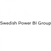 Swedish Power BI Group